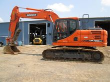 Used 2016 DOOSAN DX1