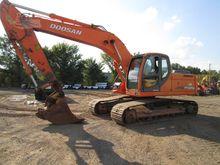 2007 DOOSAN DX225 LC