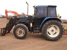 2002 NEW HOLLAND TS110