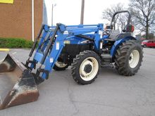 Used 2003 HOLLAND TN