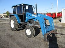 1997 NEW HOLLAND 6635