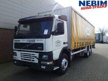 2000 Volvo FM7 290 6x2R Euro 2