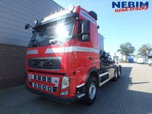 2012 Volvo FH13 460 6x4 Euro 5