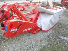 New 2016 KUHN GMD280