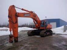 Used 2010 DOOSAN DX4