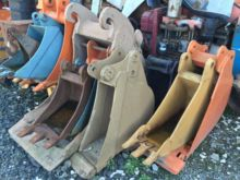 Used Set of buckets