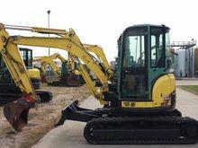 2010 Yanmar VIO 50 Mini Excavat