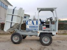 1991 Dieci R 322 Power Barrow