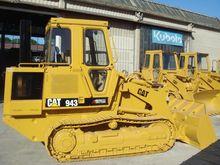 1990 Caterpillar 943 Track Load