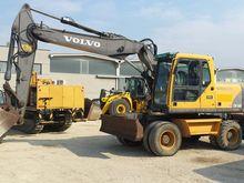 2004 Volvo EW160B Wheel Excavat