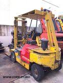 Lugli Diesel Forklift Truck