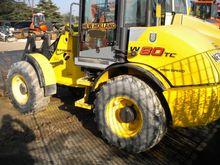 Used 2008 Holland W8