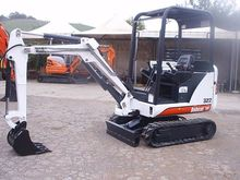 Used 2002 Bobcat 322