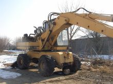 Benati 145 RS Wheel Excavator
