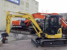 2005 Komatsu PC 50 MR 2 Mini Ex