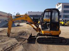 2007 8035zts JCB Mini Excavator
