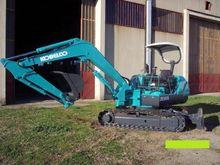 2000 Kobelco SK50 Mini Excavato