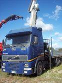 1997 Volvo FH12 Dropside Truck