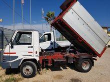 2003 Effedi 35 Tipper Truck