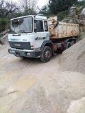 1989 Iveco 190-26 Dump Truck
