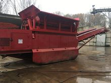 2000 Finlay 595 Screening Plant