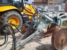 1995 Corma Bivomere Plough