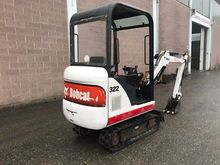 Used 2000 Bobcat 322
