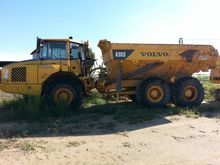 2003 Volvo A30D Articulated Dum