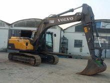 2013 Volvo EC160DNL Crawler Exc
