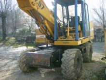 2008 Benfra 7.07 Wheel Excavato