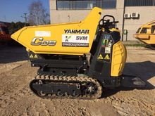 2015 Yanmar C08 Power Barrow