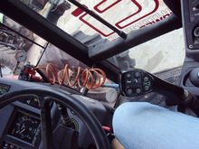1996 Same TITAN Farm Tractor