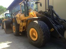 2014 Volvo L180H Wheel Loader