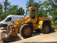 Hanomag 33 C Wheel Loader