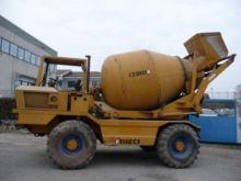 1996 Dieci LH 673 Concrete Mixe