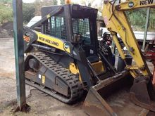 2007 New Holland C 175 Compact