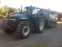 1998 New Holland M160 Farm Trac
