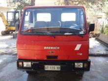 1998 Bremach Brio 45 Tipper Tru