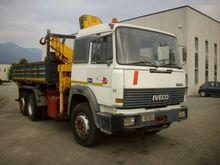 1988 Iveco 190.36 Tipper Truck