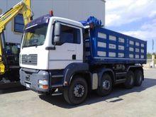 Man 41 480 Dump Truck