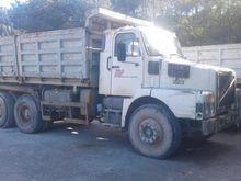 Used Volvo n12 Dump