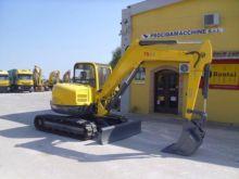 2007 Neuson 75z3 Mini Excavator