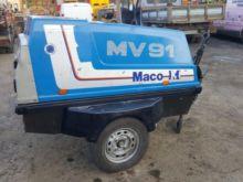 1990 Maco MV 91 Compressor