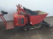 2007 Hinowa HP1200E Mini Dumper