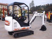 2004 Bobcat 320 Mini Excavator