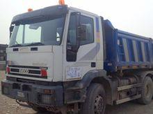 2001 Iveco Trakker Cursor Dump