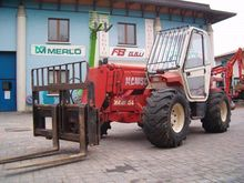 Used 1992 Manitou MV