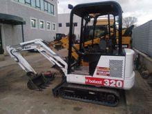 1997 Bobcat 320 Mini Excavator