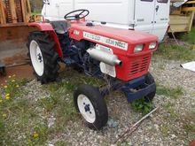 Yanmar Ym 1500 Garden Tractor