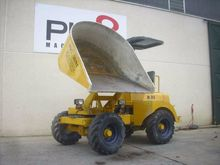 2007 Fiori DF25 Mini Dumper